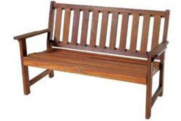 2 Seater Coast Park Bench