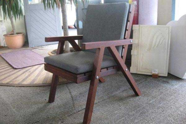 Clipper Outdoor Furniture Auckland NZ Solid Chairs Cape Code