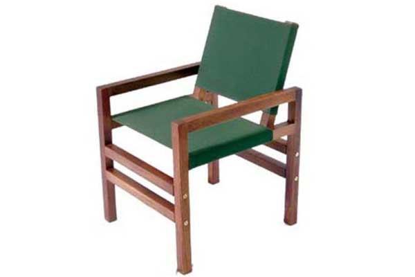 Bayview Canvas Chair