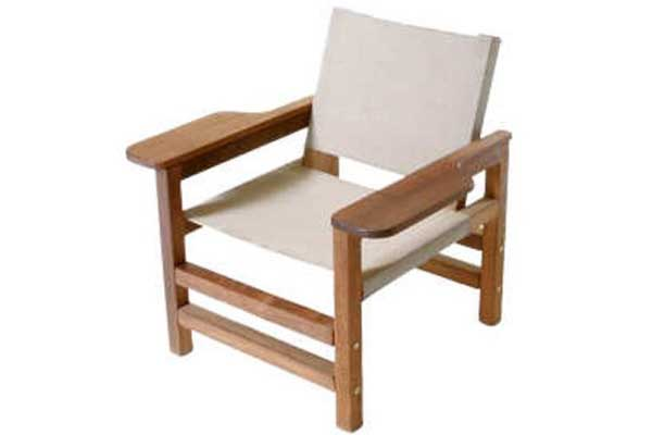 Captains Canvas Chair