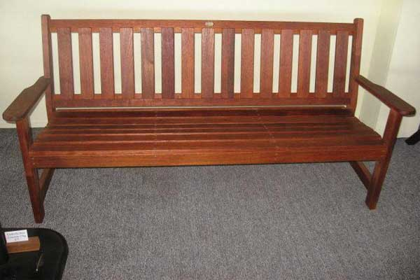 Wooden Garden Bench Seat NZ