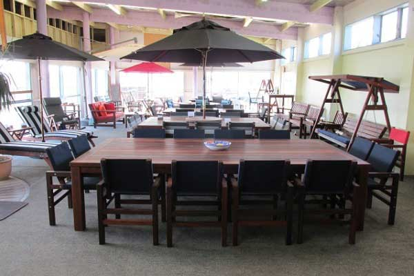 12 seater - 12 Seater Square Dining Table